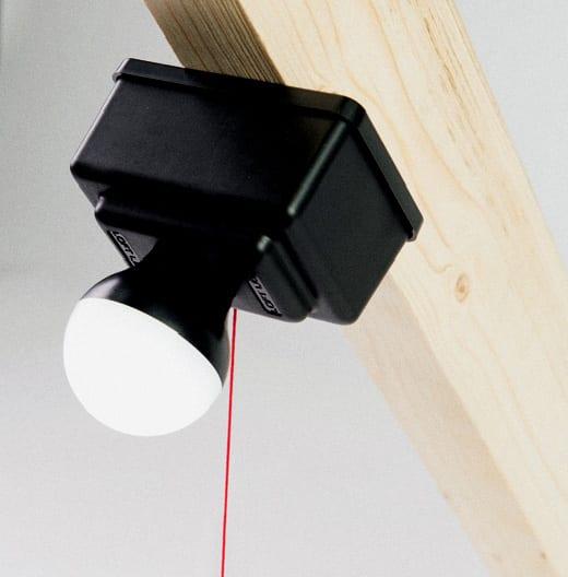 loft LED light on
