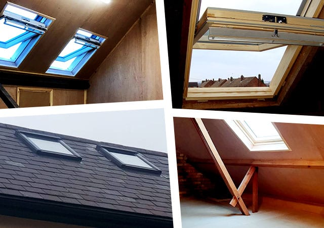 Roof window guide